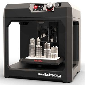 3D 프린터 (MakerBot Replicator 5th)